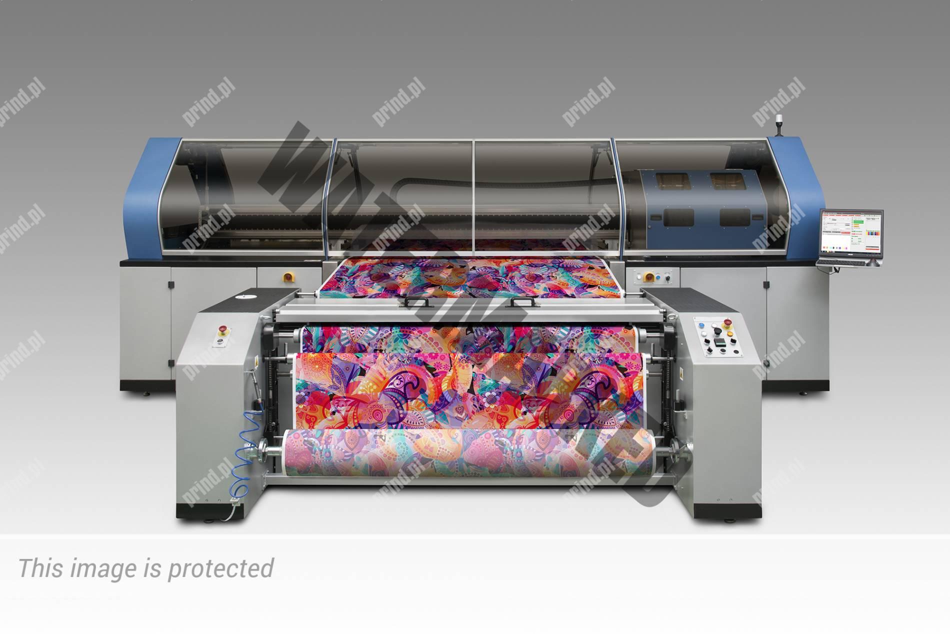 Nowość Drukarki cyfrowe do tkanin - Prind ZK41